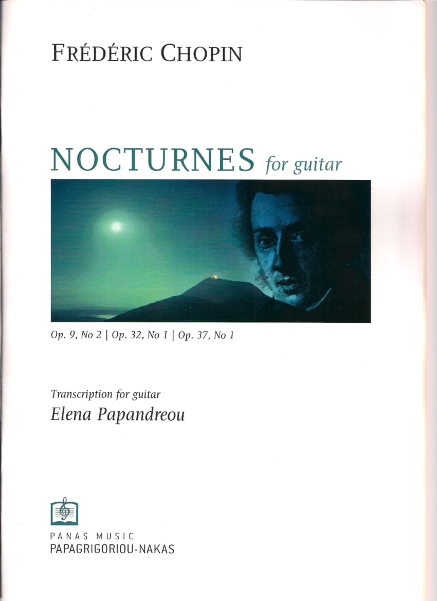 nocturn op 9 no 2 transcription for guitar